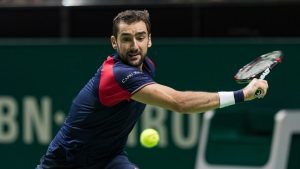 Wimbledon finalist Marin Cilic  withdraws From Cincinnati Masters