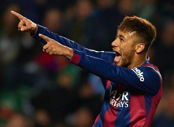 Neymar Signs For Psg From Barcelona For €222 Million
