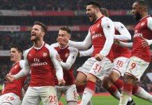 Arsenal 3 Watford 0: Wenger's 700th win arrests Premier League losing run