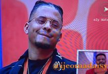 #BBNaija Rico evicted from Big Brother Naija (Video)