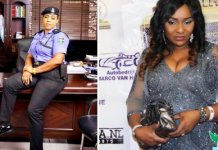 Police PRO, Dolapo Badmus and Victoria Inyama fight dirty over babymama scandal