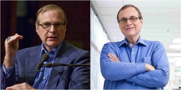 Microsoft co-founder, Paul Allen, dies of cancer at 65
