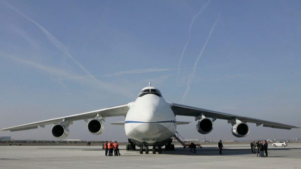 The World's Largest Aeroplane Is Up for Sale for $400 Million