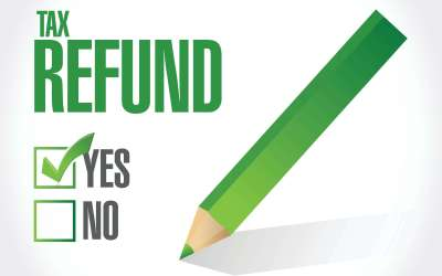 Expecting a tax refund? Use it to eliminate your debt.