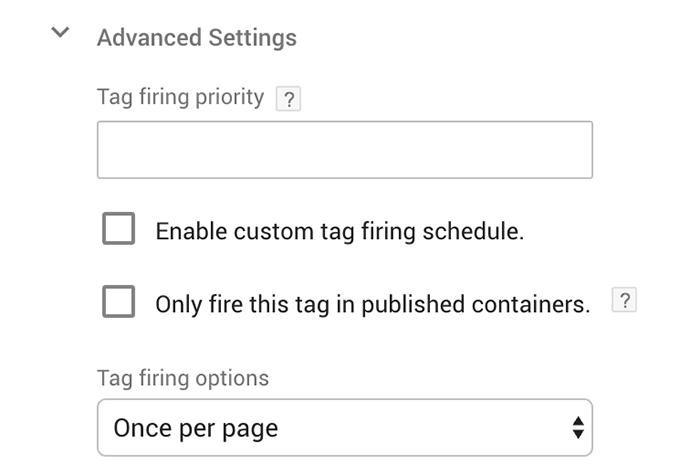 Installer le pixel Facebook avec Google Tag Manager - étape 4