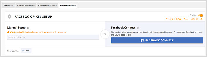 Installer le pixel Facebook avec le plugin Pixel Caffeine