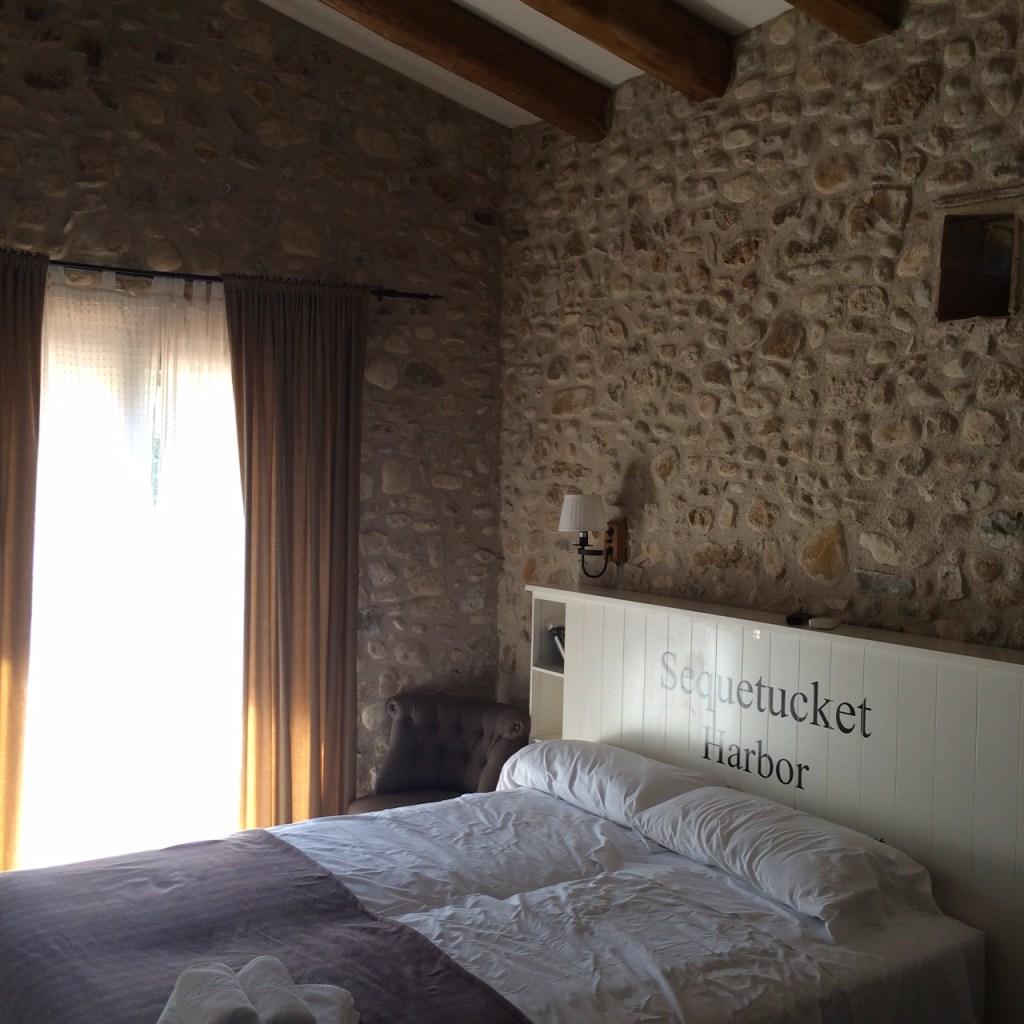 Kamer met terras in Can Clotas - Crema Catalana - blog over Spanje