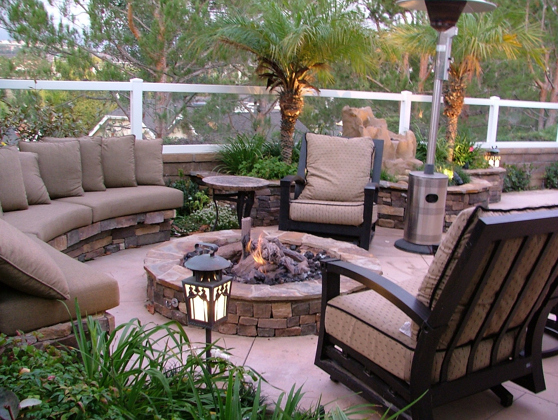 Funeral Home Makeover | Updates For Progressive Funeral ... on Back Patio Ideas On A Budget id=75135