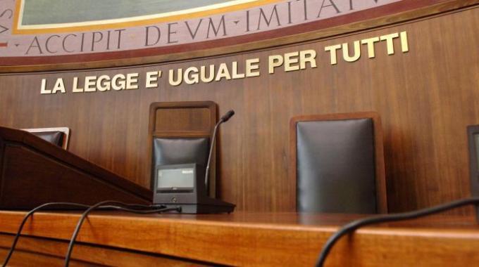 Tribunale, foto generica