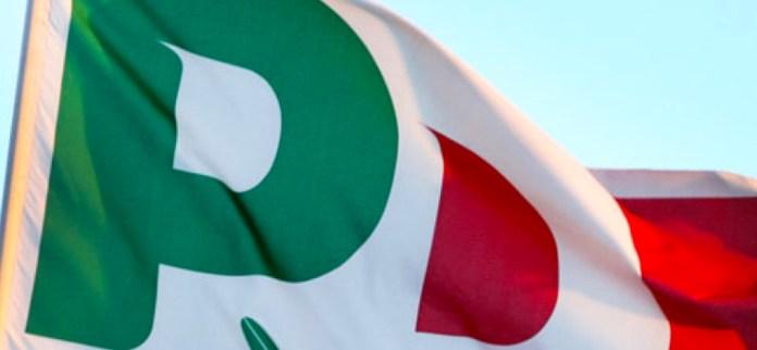 Bandiera del Pd