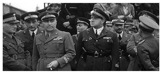 Farinacci e Mussolini