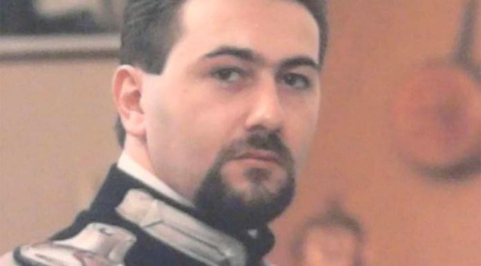 Il carabiniere Claudio Magnavacchi, vittima di un tragico incidente