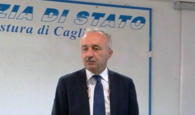Il prefetto Vito Danillo Gagliardi