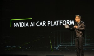 NVIDIA and Mercedes-Benz partnership