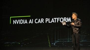 NVIDIA and Mercedes-Benz partnership
