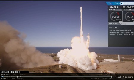 SpaceX successful launch