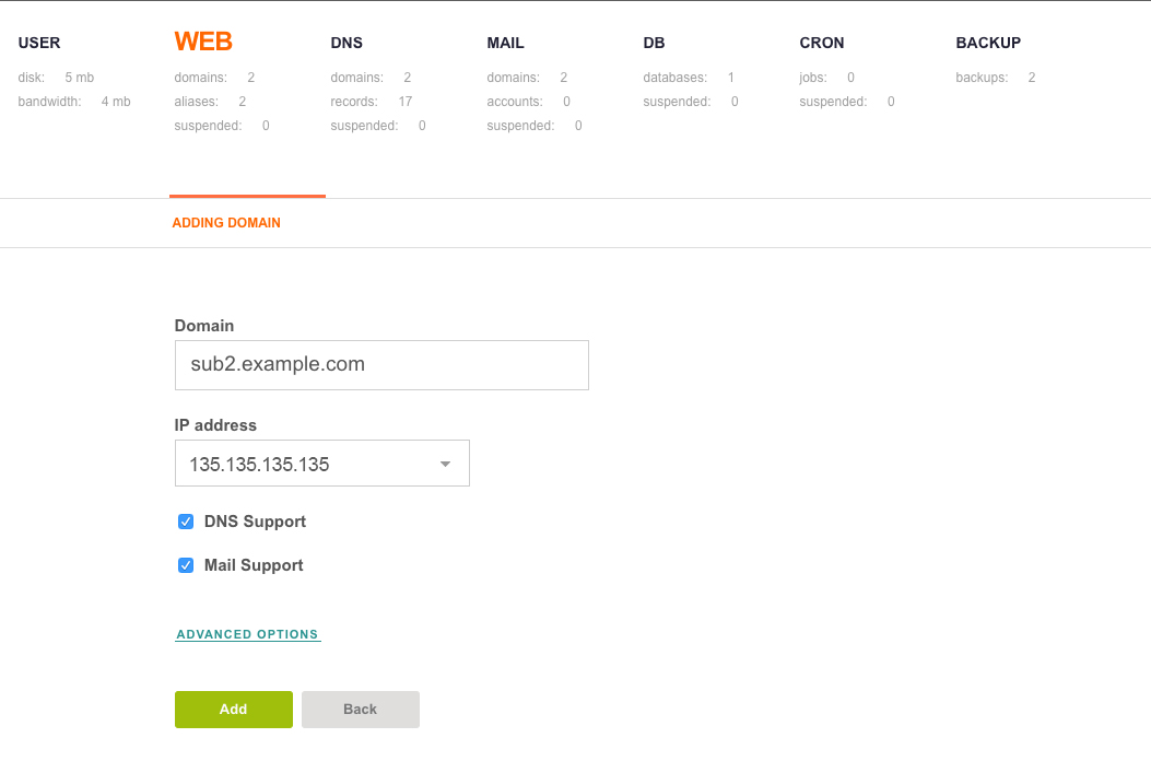 To Cloudflare Add Vesta On Cp How A Subdomain And kNwOP8n0X