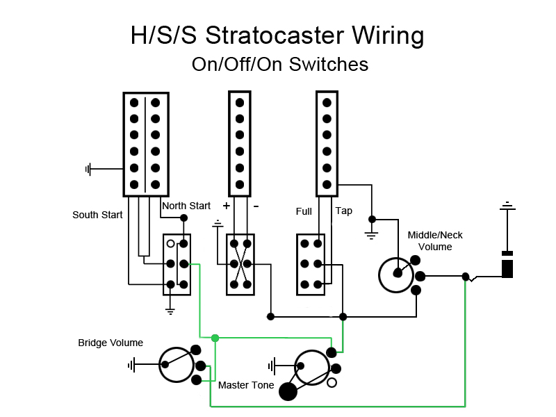 parallel wiring diagram selector with 7 Way Strat Wiring Diagram on Electronic 10 Way Selector Relays L7554 besides Impedance Matching Speaker Wiring Diagram further Showthread likewise Washer repair chapter 7 further How To Connect 2 Speakers To 1  lifier.
