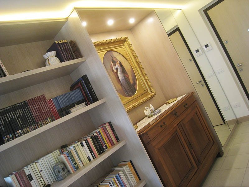mobile ingresso libreria milano