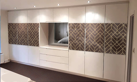 Designer Fitted Wardrobes