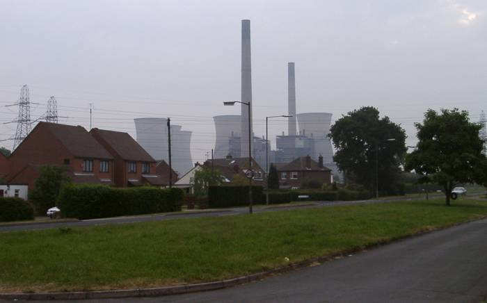 The Willington Web Site Power Station Gallery