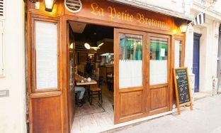 Crêperie artisanale bretonne à Paris