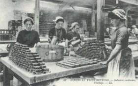 Doelan - sardineries