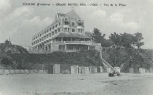 Grand hotel des dunes - le pouldu