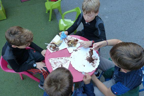 Goûter desserts pour enfants