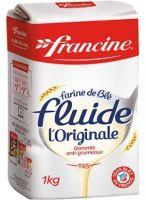 Farine de blé fluide type 45 Francine