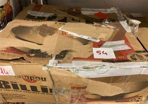 Crêpière Krampouz à vendre aux enchères