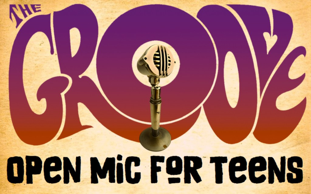 The Groove: Open Mic for Teens