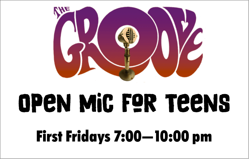The Groove: Open Mic for Teens at Crescendo Music Loft in Madison