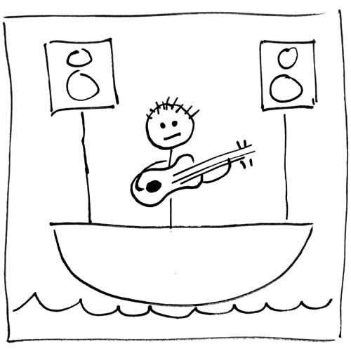 Gigs on Boats