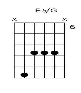 Hendrix EbG Chord