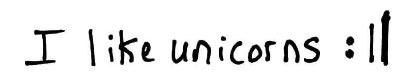 I Like Unicorns 2