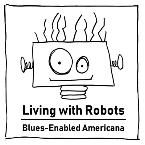 Living With Robots Logo & Tagline