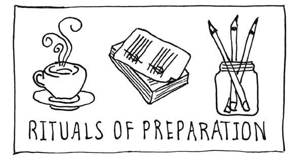 Rituals of Preparation