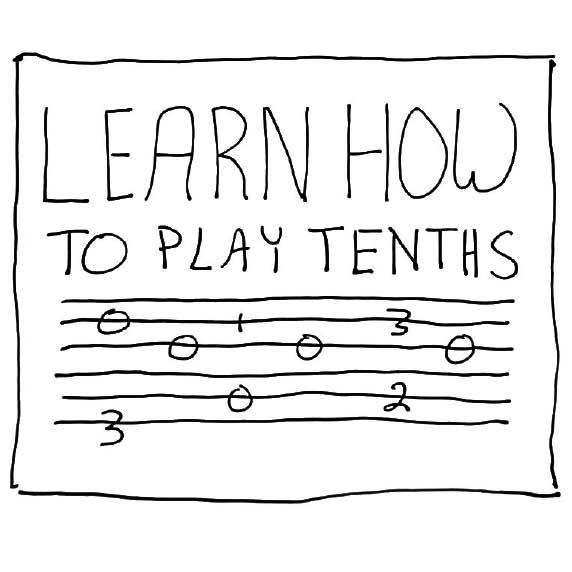 Learn How to Play Tenths