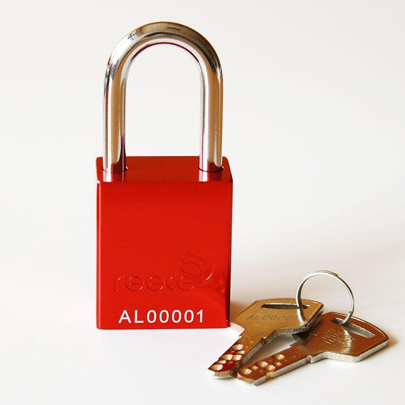 AL38 Aluminium padlock