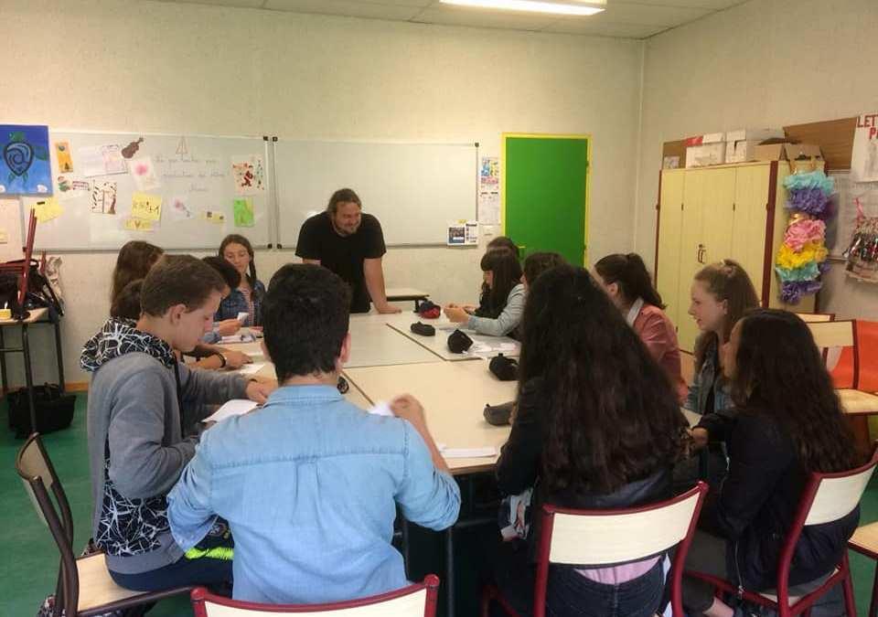 L'ESS dans les parcours pédagogiques des lycées agricoles et des IUT