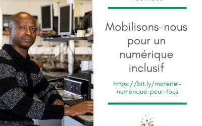 Appel des acteurs de la Tech sociale et solidaire pour un numérique inclusif