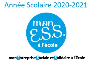 Lancement nouvelle édition «Mon Entreprise Sociale et Solidaire à l'École» 2020-2021