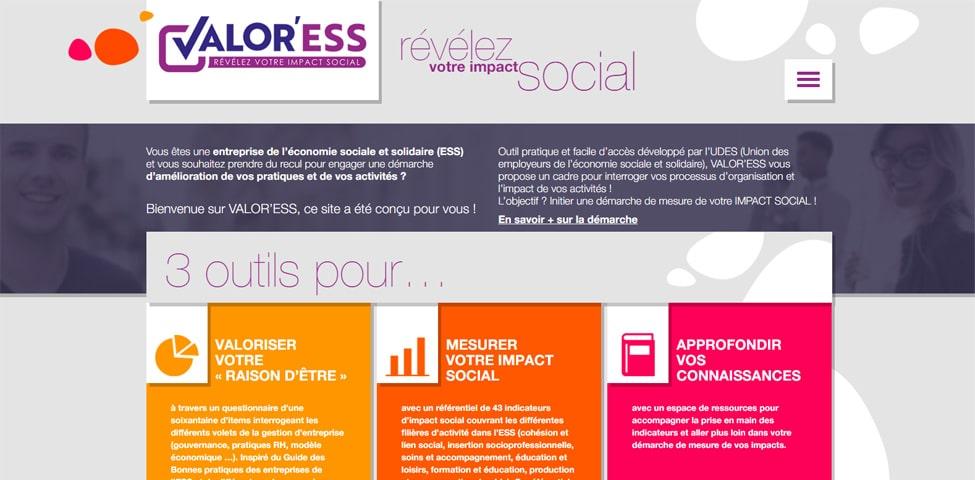 Révélez l'impact social de votre organisation avec VALOR'ESS