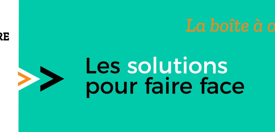 Entrepreneurs, les solutions pour faire face : la boite à outils France Active