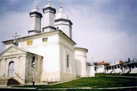 Monastère de Ràtesti dans la région de Buzau (Tourisme Roumanie, Muntenie) 1