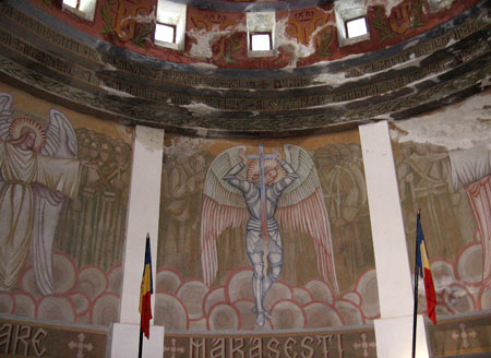 Mausoleul de la Marasesti