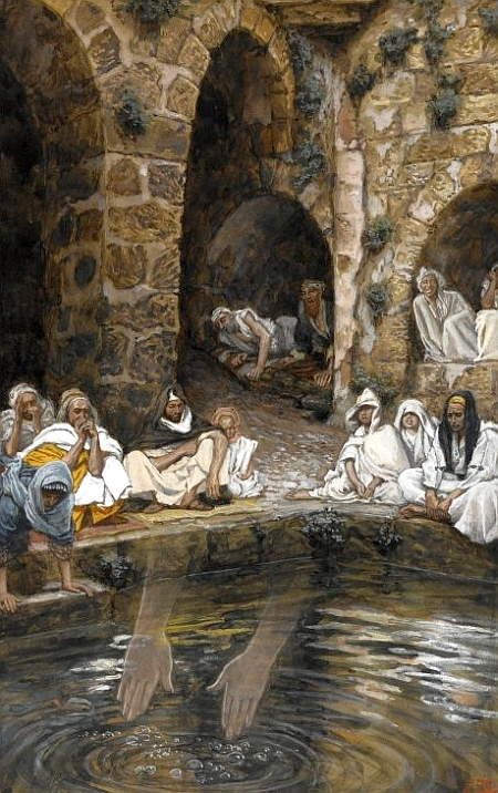 The pool of Bethesda_orthodoxword