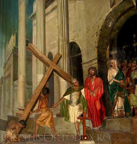 Capela Condamnarii si a Punerii Crucii - Ierusalim