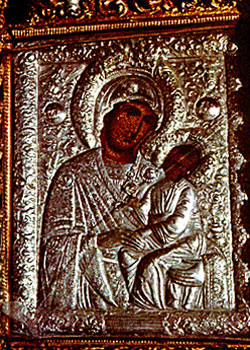 Maica Domnului Phovera - Manastirea Cutlumusiu